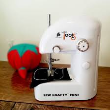 Sew Crafty Sewing Machine