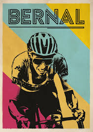 Egan Bernal Retro Cycling Art Poster - Egan Bernal retro cycling art poster  | Etsy - #Art #bernal #Bicy… | Arte de ciclismo, Dibujos de ciclismo,  Bicicleta dibujo