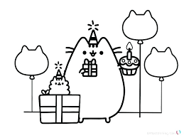 Happy Birthday Coloring Sheets Free Printable Birthday Coloring