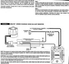 mallory dual point wiring diagram images how do i wire my mallory mallory dual points and ballast resistor