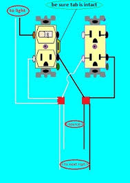 combo light switch outlet re wire question electrical diy switch outlet combo gfci at Switch Receptacle Combo Wiring Diagram
