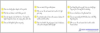 printable star free printable star fact valentines suzy homeschooler