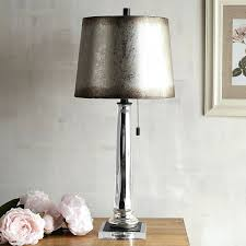 fillable clear glass table lamp base glass table lamp bases uk glass table lamp base