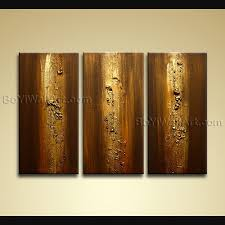 large hand painted modern abstract painting on canvas heavy