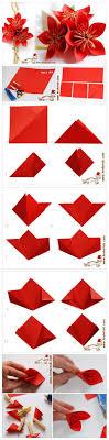 Easy Paper Origami Flower