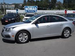 Used 2015 Chevrolet Cruze LS 2LS AUTOMATIC LOW KM'S for Sale in ...