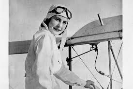 Queensland pilot Ivy May Pearce made history as an aviation ...