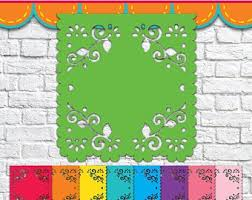 Almost files can be used for commercial. Fiesta Banner Svg Etsy