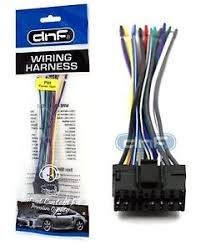 pioneer deh 1100 deh 1150 deh 2100 deh 2150 wiring harness ships image is loading pioneer deh 1100 deh 1150 deh 2100 deh