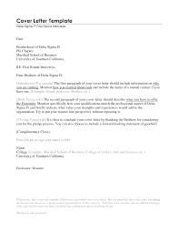Best Resume Cover Letter Format