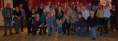 this picture of our western group was taken in november 2016 at br kunze s birthday party