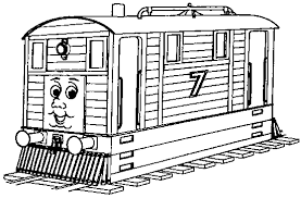 Small Picture Thomas The Tank Engine Coloring Pages ngbasiccom