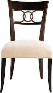 Cleo Dining Chair Side by Thomas Pheasant 7842
