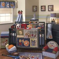 baby boy nursery sports
