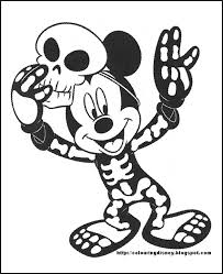 Small Picture Hundreds of free printable Disney Halloween coloring pages