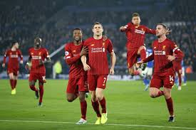 2 andrew robertson (dl) liverpool 4. Leicester City 0 Liverpool 4 Match Recap Boxing Day Masterclass The Liverpool Offside