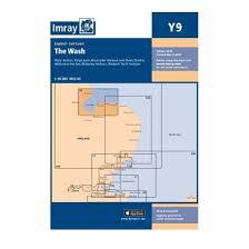 Imray Chart Y9 The Wash