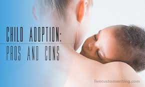 essay on adoption pros and cons of child adoption