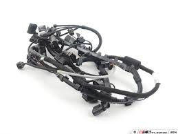 complete engine wiring harness complete image genuine volkswagen audi 022971627j engine wiring harness on complete engine wiring harness
