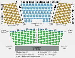 Rialto Theater Tacoma Seating Chart 15 Things You Wont Miss Out If You Attend Graphic And Chart