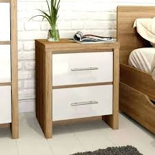 white oak bedside table white oak bedside cabinets