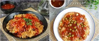 Ditambah lagi, hidangan ini sajikan dengan siraman saus asam manis yang dilengkapi dengan bawang bombay dan kacang polong, yang semakin membuatnya nikmat. 8 Resep Fuyunghai Ala Restoran Enak Dan Mudah Dibuat