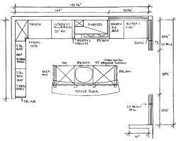 design kitchen floor plan beautiful kitchen design plans floor house fattony