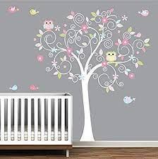 tree wall decal nursery wall decals