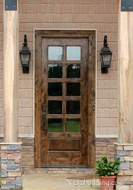 single front doors. first rate single exterior doors rustic door knotty alder front f