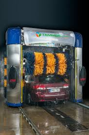 Used Car Wash Vending Machines For Sale New Automatic Car Wash Machines Car Wash Tammermatic Group