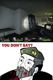 L4D2 on Pinterest | Deviantart, Zombies and Wall Writing via Relatably.com