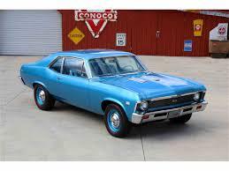 1968 Chevrolet Nova for Sale | ClassicCars.com | CC-974250