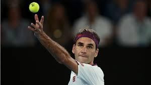 Australian Open 2020: Anyone for Tennys? Federer nets shot ...
