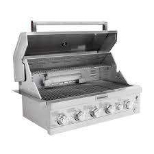 2018 kitchenaid jenn air 36 bbq grill 6 burner outdoor kitchen built in