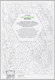 Amazon Fr 100 Coloriages Myst Res Art Th Rapie J R My Mariez