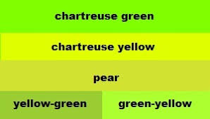 Famous fashion designers began incorporating chartreuse heavily into their  creations. Though the color fell out of ...