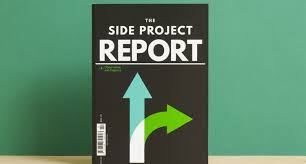 The Side Project Report — Kacie Mcgeary