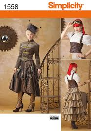 Costume Sewing Patterns Impressive Sewing Patterns Costumes Uniforms Fancy Dress Jaycottscouk