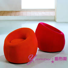 cool booth small round ottoman stool soft bag chairs balcony small living room sofa stool leisure chair in restaurant chairs from furniture on