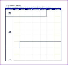 Example Timetable Excel Template Beautiful Blank Schedule Study Free