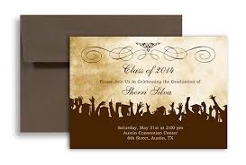 2019 Online Printable Graduation Party Invitation 7x5 In