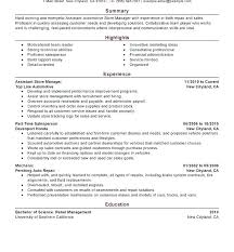 Resume Format For Retail – Universitypress