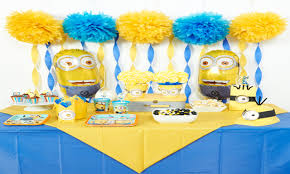 size 1280x768 minion birthday wall decorations minion birthday party decoration ideas