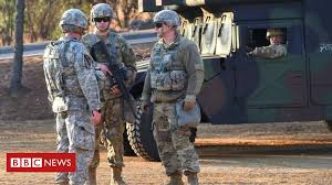 South <b>Korea</b> and US to end two <b>large</b>-scale war games - BBC News
