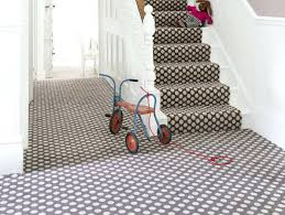 Patterned Stair Carpet Inspiration Patterned Stair Carpet Quirky B Spotty Grey Patterned Carpet With A