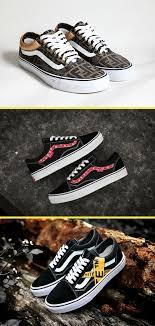 Vans Old Skool New Design Best Custom Vans Old Skool Designs Custom Vans Shoes