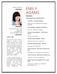 Stunning Opt Resumes Pictures - Simple resume Office Templates .