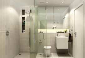 Bathrooms Partitions Interior