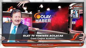 OLAY TV KAPANDI AMA AÇILACAK - fortuna TV ƒᴴᴰ ◉ CANLI YAYIN ◉ Medya  Habercisi ◉ Yaşam ◉ Sanat ◉ TV Dergisi ◉ FTV TÜRK HD 1993™