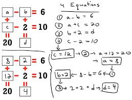 solving equations using algebra tiles jigsaw puzzle 2 answer key